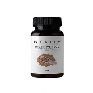 Triphala en poudre NEATLY | Booster energie pour digestion difficile | Triphala 200gr | Alternative au complement alimentaire, fibres alimentaires