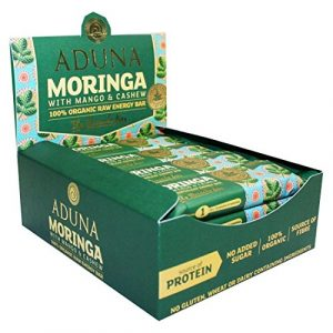 ADUNA Moringa Green Superleaf Energy Bar 45g