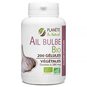 Ail Bio 280mg – 200 gélules végétales