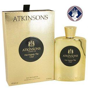 Atkinsons Her Majesty The Oud 100ml/3.3oz Eau de Parfum Perfume Spray for Women