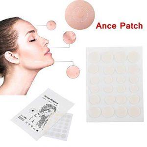 Autocollants anti-acné invisibles – Éliminez efficacement l'acné, isolez la pollution, rapidement l'acné, soyez assuré du maquillage