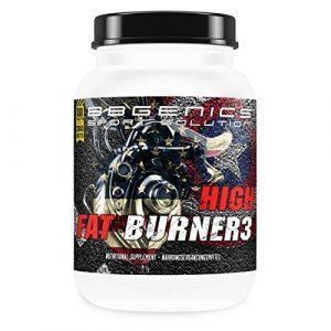 BBGenics High Fat Burner III, dieta / Definizione di alimentazione, US importare bruciatore di grasso senza caffeina, la perdita di peso durante il sonno, 800 compresse