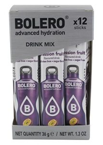 Bolero Poudre Sticks Passion Fruit 12 x 3 g