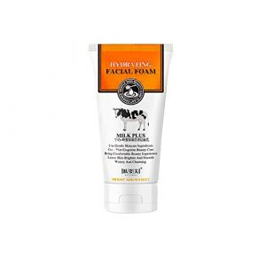 Buimin Nettoyant pour le visage en mousse nettoyante pour le visage Perfect Whip Nuage Céleste hydratant pour l'acné aux escargots (C)