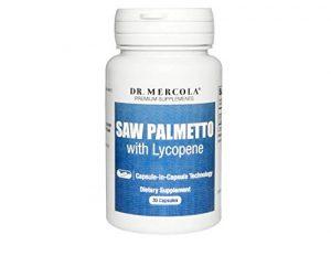 Dr. Mercola, Soutien de la prostate et la vessie avec Organic Saw Palmetto, 30 Capsules Caplique