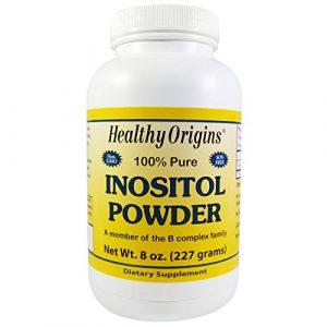Healthy Origins, Inositol en poudre, 8 oz (227 g)