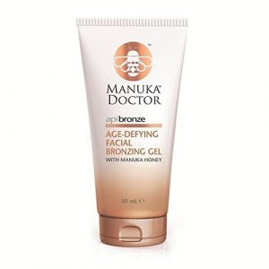 Manuka Médecin Api Bronze Anti-Âge Du Visage 50Ml Gel Bronzant (Lot de 4)
