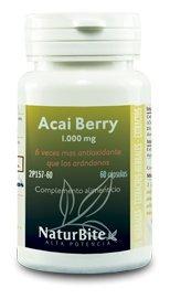 Naturbite Acai Berry 1000 Mg. 60 Cap.