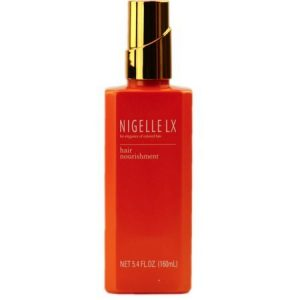 Nigelle LX Hair Nourishment, 5.4 oz by Milbon (English Manual)