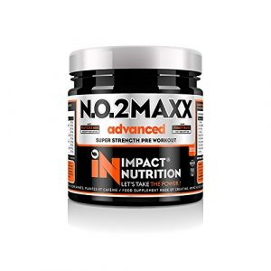 N.O.2 Maxx Advanced | Impact Nutrition – Parfum Fruits des bois
