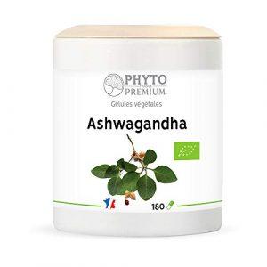 PHYTOPREMIUM Ashwaghanda Withania Somnifera 375 mg Bio