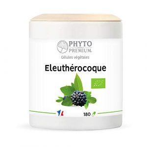 PHYTOPREMIUM Eleutherocoque Racine 220 mg Bio