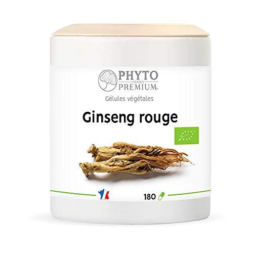 PHYTOPREMIUM Ginseng Rouge Racine 330 mg Bio