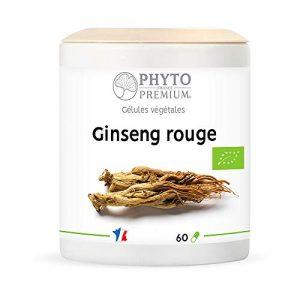 PHYTOPREMIUM Ginseng Rouge Racine Bio 330 mg