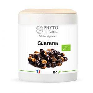 PHYTOPREMIUM Guarana Semence 300 mg Bio