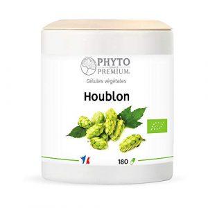 PHYTOPREMIUM Houblon Cone 180 mg Bio