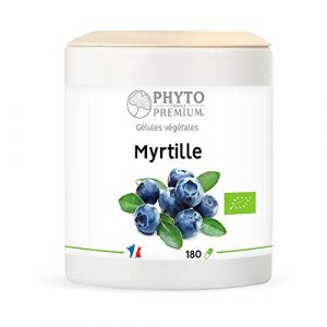 PHYTOPREMIUM Myrtille Baie 340 mg Bio