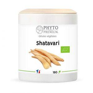 PHYTOPREMIUM Shatavari Asparagus Racemosus 375 mg Bio