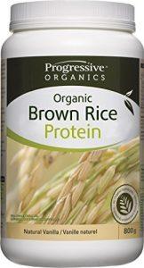 Progressive Organic Rice Protein 800g – Vanilla
