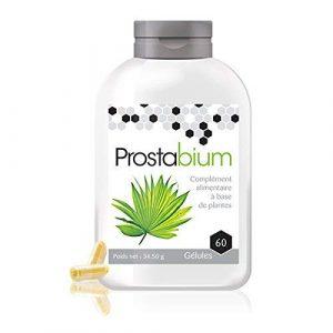 Prostabium, vise à soulager la prostate en diminuant sa taille afin de lutter contre les problèmes urinaires, fabriqué en France