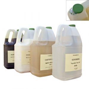 Red Raspberry Seed Oil Organic Cold Pressed 100% Pure 128 Fl.Oz /1 Gallon/7 Lb