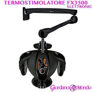 Thermostimulateur capillaire lampe infrarouge avec bras mural FX3500 CERIOTTI pour perruques