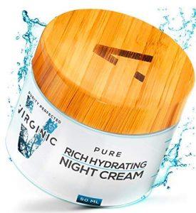 Un nouvelle crème pour le visage et toute le corp pour des femmes et hommes, employable comme une Anti-Acné-Crème et une crème nettoyante qu'est hydratante et éclaircissante, applicable nuit et jour