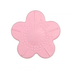 Wendy Hernamdez asc Door Knob Stopper Mute Pad Cushion Colorful Silicone Anti-Collision Sticker Home Decoration(Pink)
