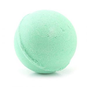 60g Multicolor Bath Ball Natural Bubble Fizzer Bath Bomb Home Hotel Bathroom Body SPA Birthday Gift For Her Wife Girlfriend – Green