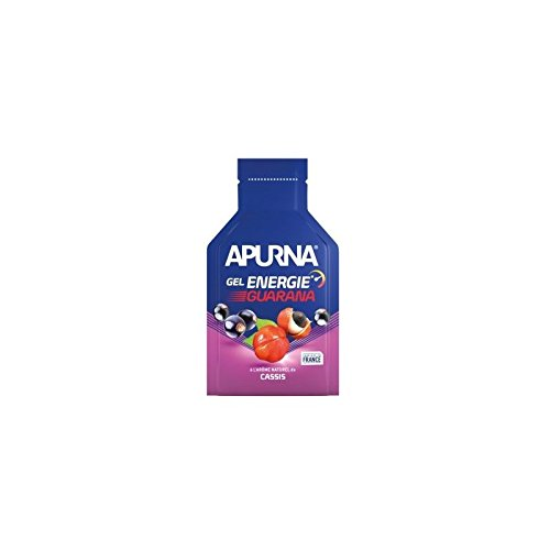 APURNA – Gel Energie Passage Difficile Poche Unique – Guarana Cassis