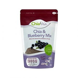 Chia Bia Chia & Blueberry Mix 260G – Paquet de 4