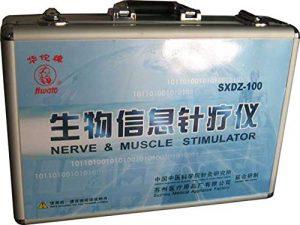 Compétences particulières professionnelles Appareil d'acupuncture intelligent SXDZ-100 intégré | Professional Specific Skills Integrated SXDZ-100 Smart Acupuncture Apparatus
