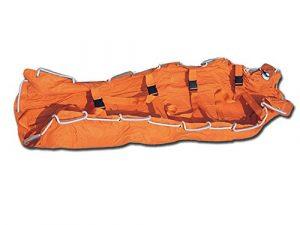 GiMa 34091Matelas Vacuum mat, orange
