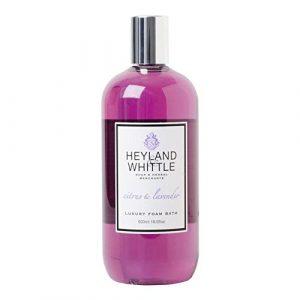 Heyland & Whittle Agrumes Et De Lavande Bain Moussant 500Ml (Lot de 6)