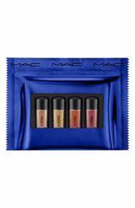 Mac Shiny Pretty Things Gold Mini Glitter & Pigment Kit