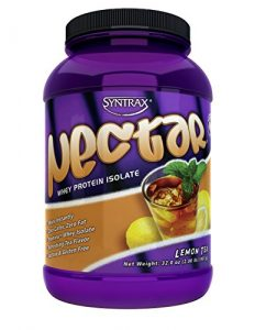 Syntrax Nectar Lemon Tea 907g