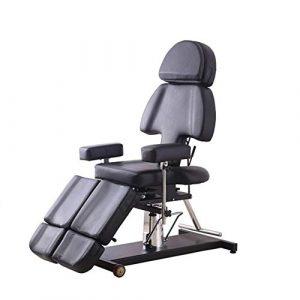 XKRSBS Équipement Multifonctionnel de Chaise de lit de Tatouage de lit de Massage