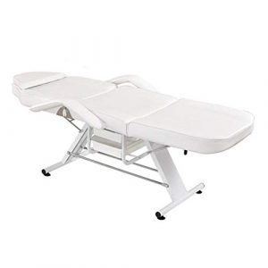 XKRSBS Lit de Massage lit de Chaise Pliante pour Meubles Salon Brancard Massage Table Pliante lit de Massage Pliant