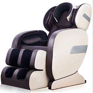 XQGLL Fauteuil de Massage Automatique Corps électrique Multi-Fonctions Capsule Spatiale Masseur Personnes âgées canapé Chaise