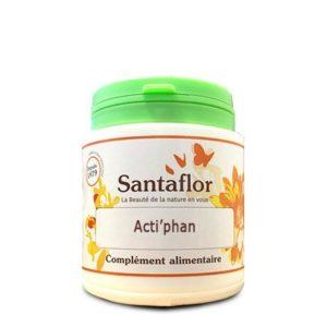 Santaflor – Acti'phan gélules1000 gélules gélatine végétale