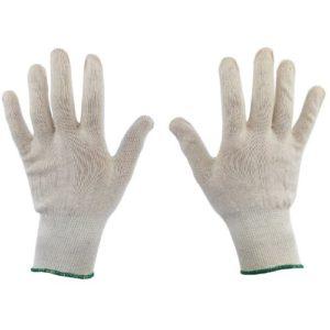 All Trade Direct Lot de 6 paires de gants dermatologiques en coton pour eczéma et peau sèche Taille 7