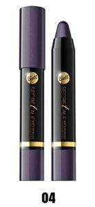 Jumbo waterproof irisé (fard à paupières) – N° 04 Violet – Bell