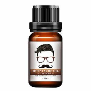 bienddyicho Hydratante Lissant Dashing Gentlemen Beard Oil Soin des Cheveux pour Le Visage