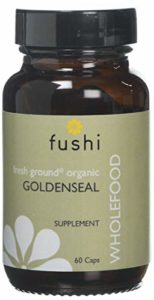 Fushi Hydraste du Canada (Goldenseal), Bio, 60 Gélules 400mg/cap