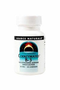 NAD NADH – 25 mg – Coenzyme 1 vitamine B3 – 30 comprimés