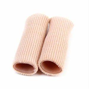 WEIHAN B-035 SEBS Tube pour les orteils Embouts pour les orteils Coussins pour les orteils Foot Corns Remover Protège le doigt pour le corps Massager Semelles Semelles Soins de santé