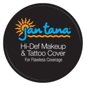 Jan Tana -« Makeup/Tattoo Cover » – 2-in-1 Cover-Up