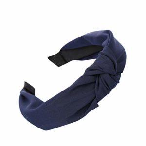 REOOLY Fashion Bow Knot Hairband Femmes Tête De Cheveux Cerceau Simple Doux Filles Bandeau De Cheveux