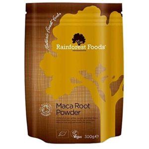 Rainforest Foods | 4 Root Maca Powder | 4 x 300g