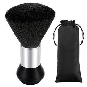 Vtrem Balais à cou brosse à cheveux pour salon de coiffure Plumeau Cou Outil de Nettoyage de Coiffeur